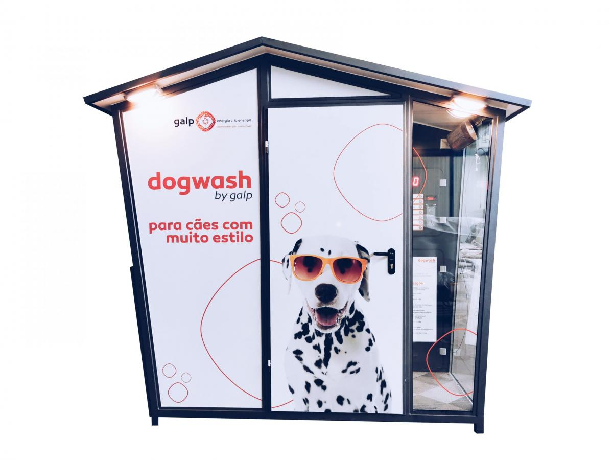 Outdoor Dog Wash Unit Kobid